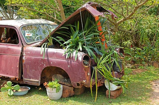 Henry Ford baute das erste Auto aus Hanf