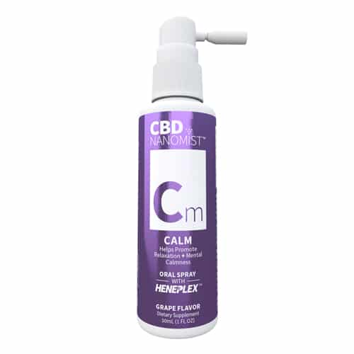 Nanomist Calm Spray