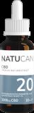 Natucan 20 Prozent CBD Öl