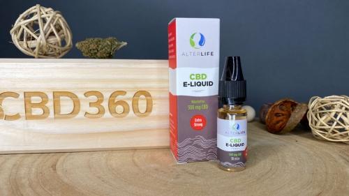 AlterLife CBD Liquid 5%