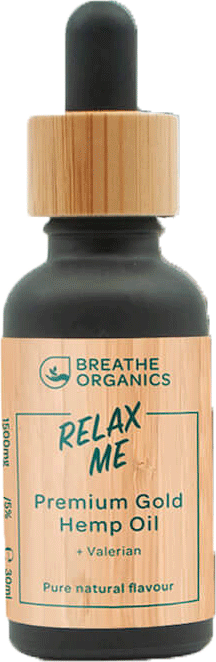 Breathe Organics CBD Öl 15% 10ml