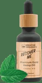 Breathe Organics CBD Öl Minze 5% 30ml