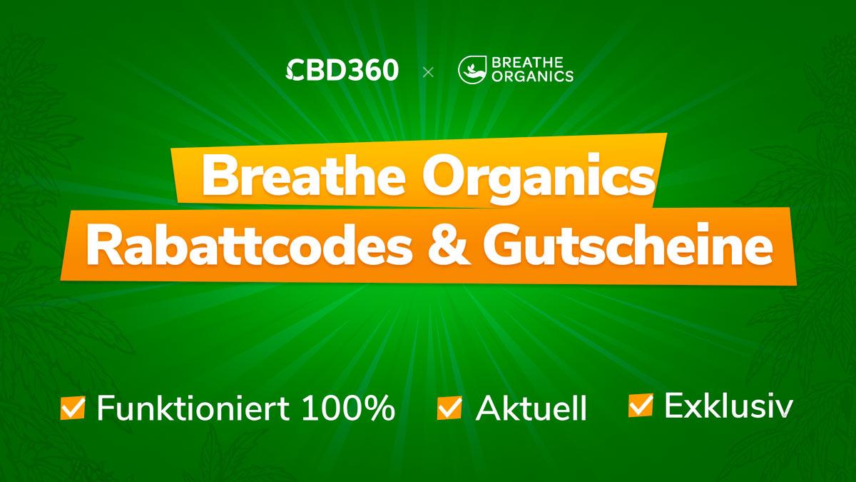 Breathe Organics Rabatte & Gutscheine