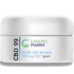 Candropharm CBD Kristalle
