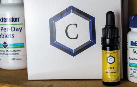 Cannalabs Cannabidiol-Öl-Extrakt