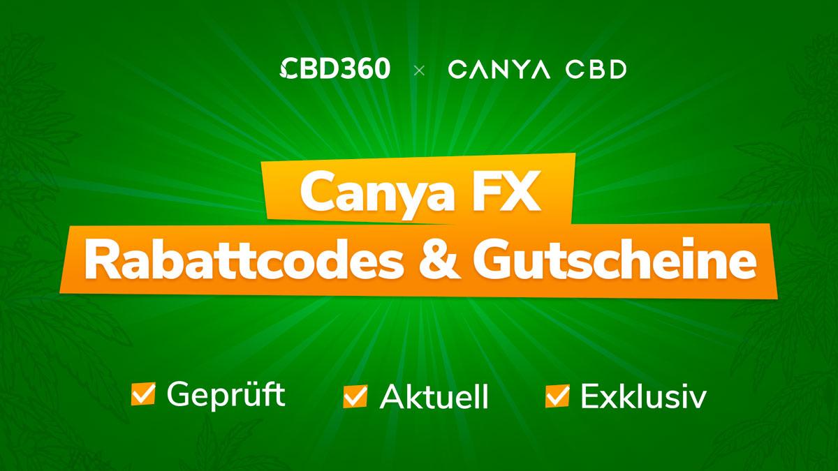 Canya FX Rabatte & Gutscheine