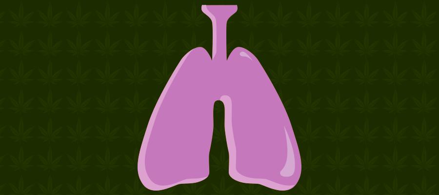 Illustration zu CBD bei Asthma