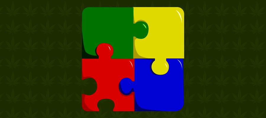 Illustration zu CBD bei Autismus