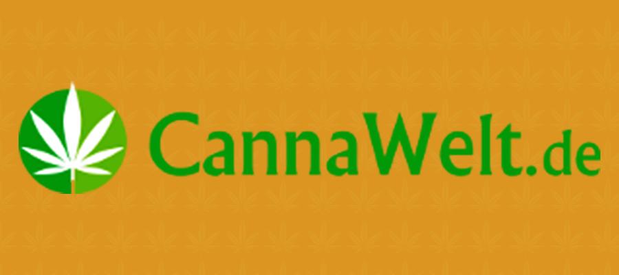 Illustration zum CBD Shop/Marke Cannawelt