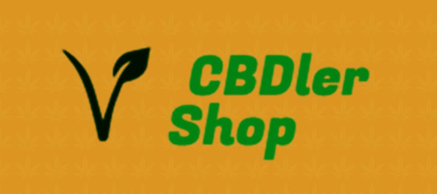 Illustration zum CBD Shop/Marke Cbdler-Shop