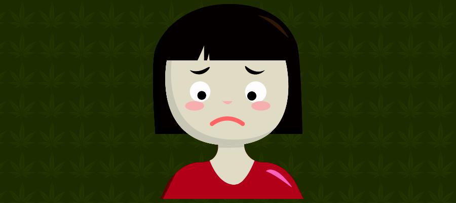 Illustration zu CBD bei Depressionen