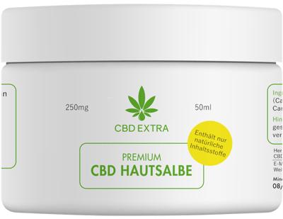 CBD Extra Premium Hautsalbe