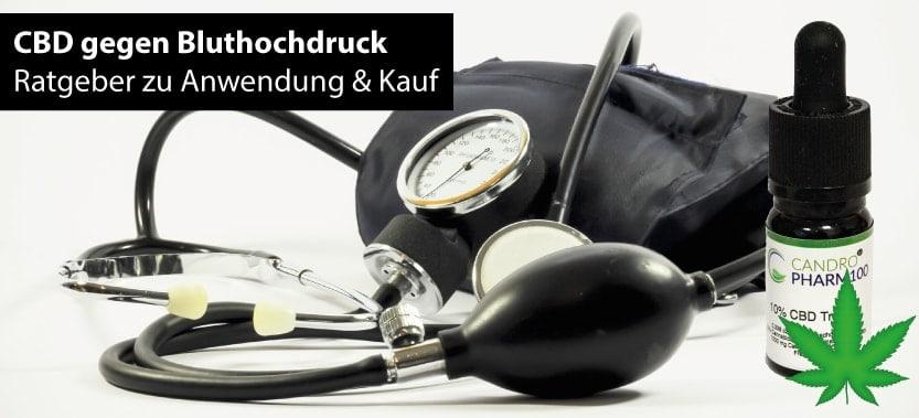 CBD gegen Bluthochdruck