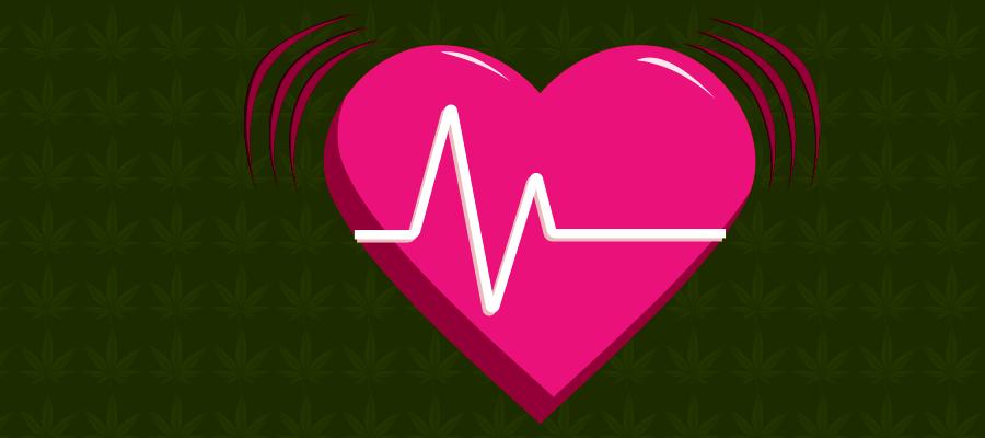 Illustration zu CBD bei Herzrhythmusstoerungen