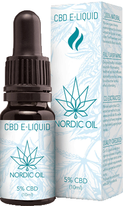 CBD Liquid 5% Nordic Oil
