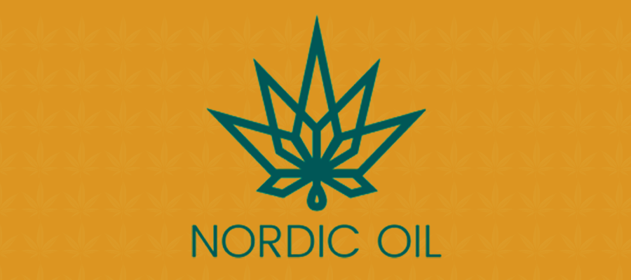 Illustration zum CBD Shop/Marke Nordic-Oil