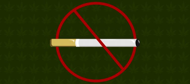 CBD Rauchen Aufhören