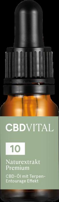 CBD Vital CBD Öl 10% 10ml