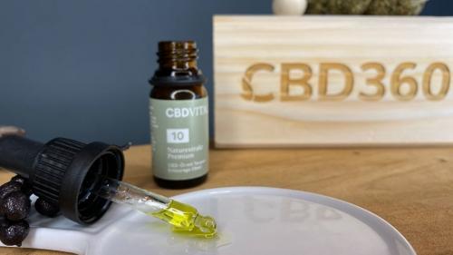 CBD Vital CBD Öl 10% 5ml