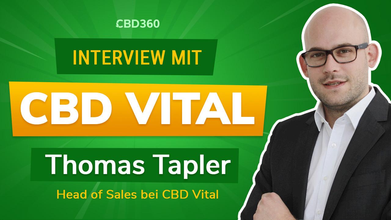CBD Vital Interview Thumbnail