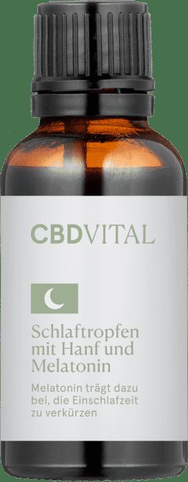 CBD Vital Schlaftropfen