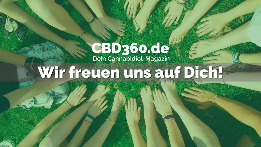 CBD360.de - Dein Cannabidiol-Magazin