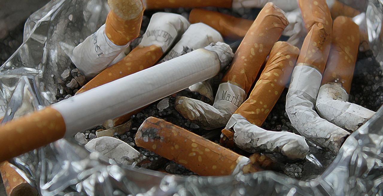 Endlich durch Cannabinoide mit dem Rauchen aufhören