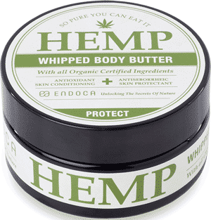 Endoca CBD Creme Whipped Body Butter