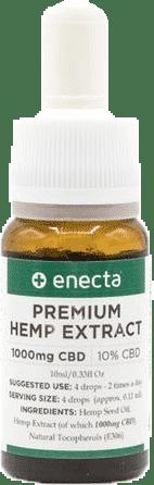 Enecta CBD Öl 10% 10ml