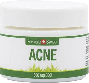 Formula Swiss CBD Creme Acne