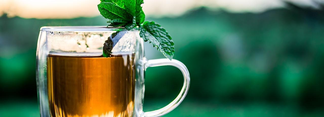 Getränk mit Cannabinoiden