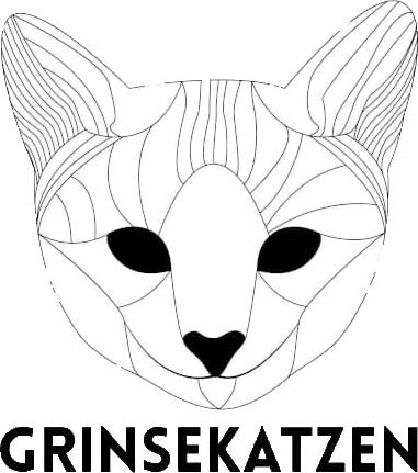 Grinsekatzen Logo