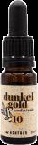 Hanfbar cBD Öl 10% 10ml Dunkel Gold