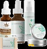 Hanfosan CBD Produkte