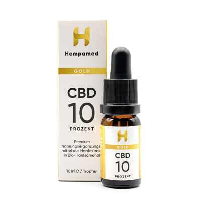 Hempamed CBD Gold Öl