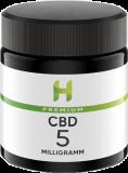 Hempamed CBD Kapseln Premium 5%