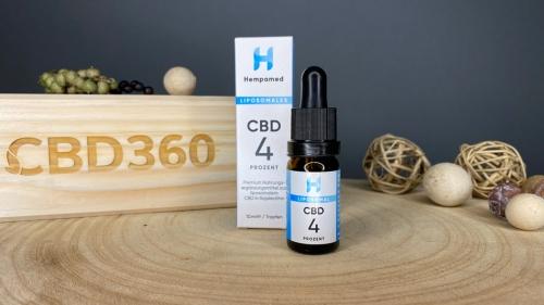 Hempamed Liposomales CBD Öl