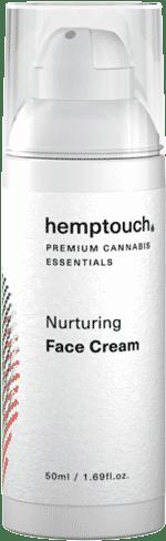 Hamptouch CBD Creme Nährende Gesichtcreme 50ml