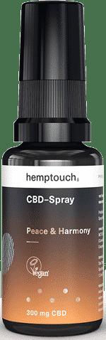 Hemptouch CBD Spray Peace & Harmony