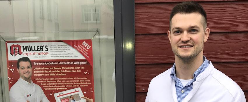 Interview Apotheker Müller