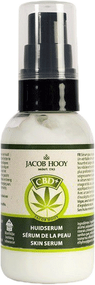 Jacob Hooy CBD Kosmetik Hautserum