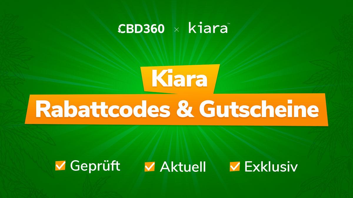 Kiara Rabatte & Gutscheine
