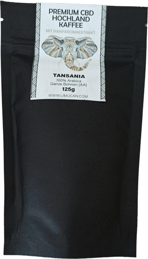 Limucan CBD Kaffee 125g