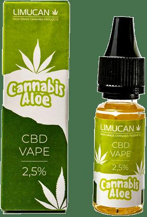 Limucan CBD Liquid 2,5%