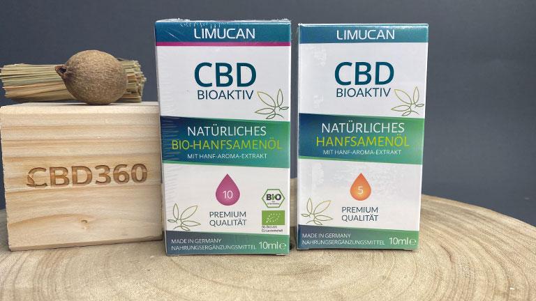 Limucan CBD Öl