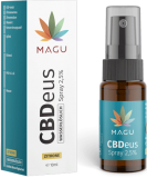 Magu CBD CBDeus Spray 2,5% 10ml