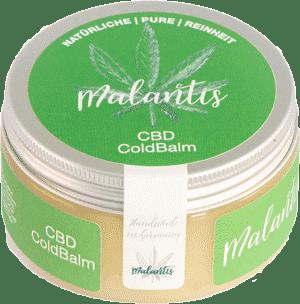 Malantis CBD Kosmetik ColdBalm