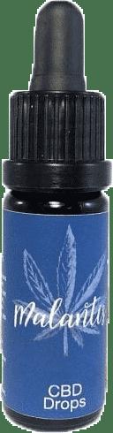 Malantis CBD Öl Aromaöl 5% 10ml