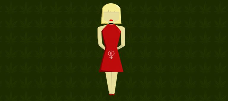 Illustration zu CBD bei Menopause