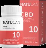 Natucan CBD Kapseln 10%